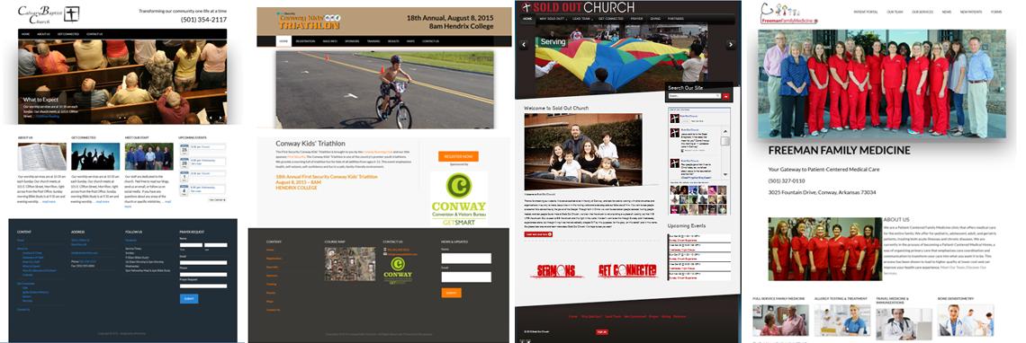 Custom Websites & Marketing
